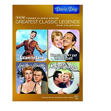 TCM Greatest Classic Flims: Legends - Doris Day (DVD)