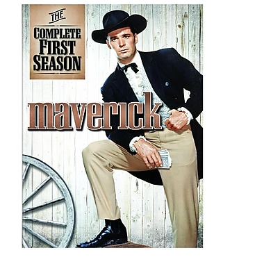 Maverick: The Complete First Season (DVD)