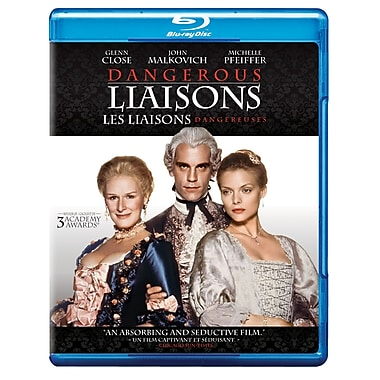 Dangerous Liasons (1988) (Blu-Ray)