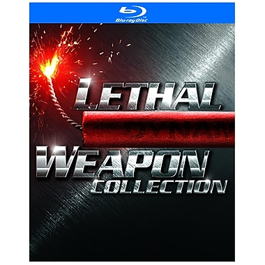 Lethal Weapon: Complete Collection (Blu-Ray)