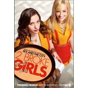 2 Broke Girls: The Complete First Season (DVD)