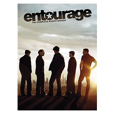 Entourage: The Complete Eighth Season (DVD) 2013