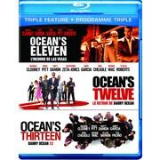 Ocean's Eleven/Ocean's Twelve/Ocean's Thirteen (Blu-Ray)