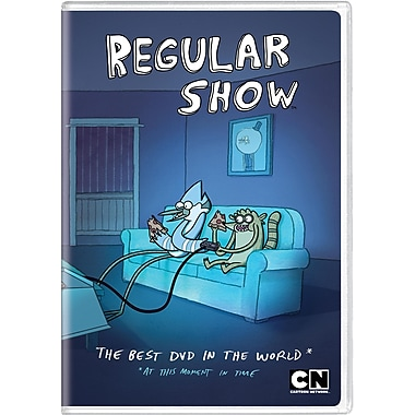 Cartoon Network: Regular Show - The Best DVD in the World - At this Moment in Time: Volume 2 (DVD)