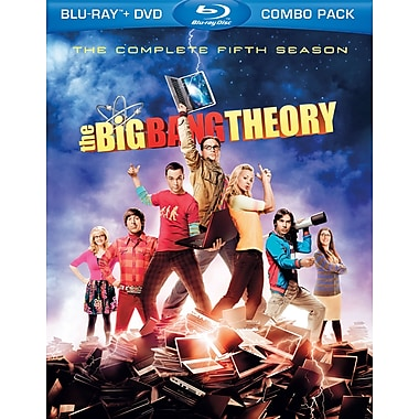 The Big Bang Theory: The Complete Fifth Season (Blu-Ray + DVD)