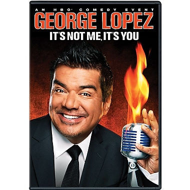 George Lopez: It's Not You, It's Me (DVD)