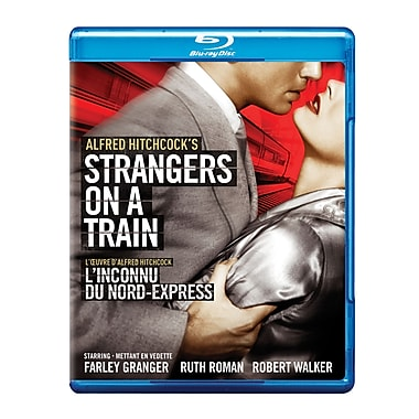 Strangers on a Train (Blu-Ray) 2013