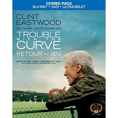 Trouble with the Curve (Blu-Ray + DVD + UltraViolet + Digtial Copy)
