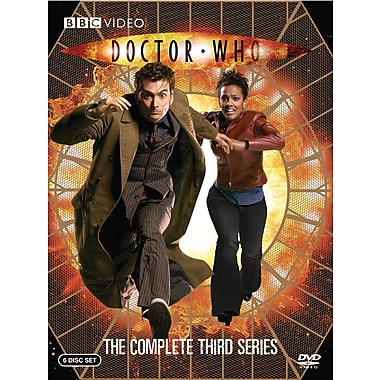 Dr. Who: The Complete Third Series (DVD)