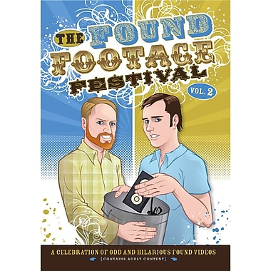 The Found Footage Festival: Volume 2 (DVD)
