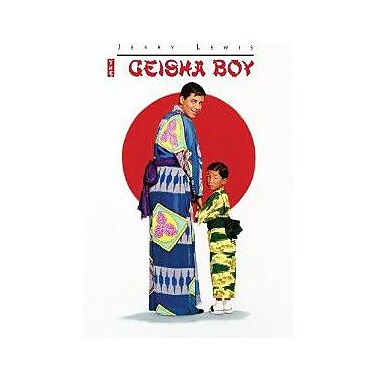 The Geisha Boy (DVD)