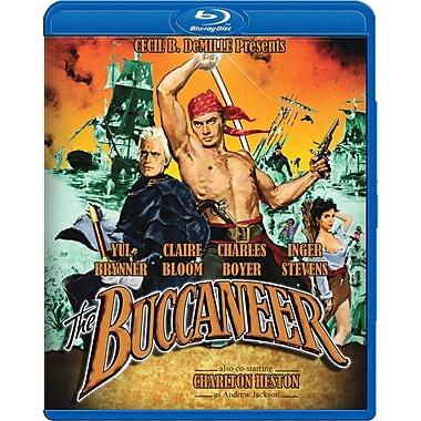 The Buccaneer (Blu-Ray)