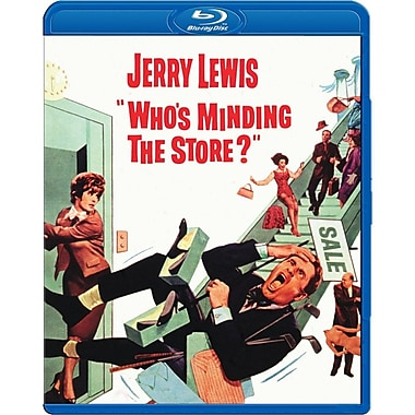 Who's Minding The Store (Blu-Ray)