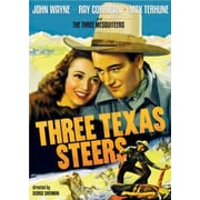 Three Texas Steers (DVD)
