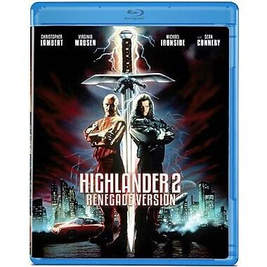 Highlander 2: Renegade Version (Blu-Ray)