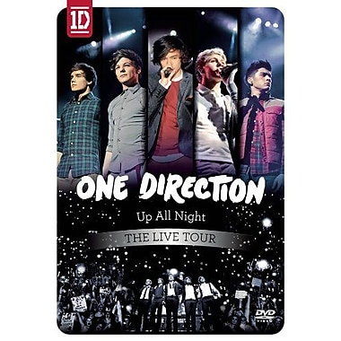 One Direction Up All Night Live Tour (DVD Music)