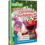 Sesame Street: Elmo's Christmas Countdown (DVD)