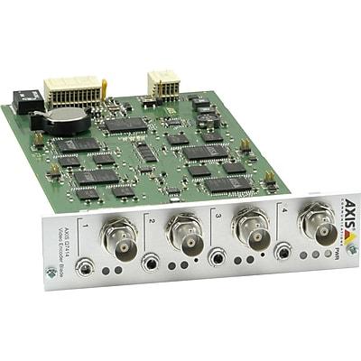 AXIS® Q7414 Video Encoder Blade