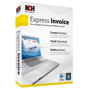 NCH Software Express Invoice Invoicing Software For Windows, Multiple, CD-ROM