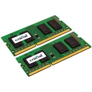 Micron® CT2KIT102464BF160B 16GB (2x8GB) DDR3 204Pin SDRAM PC3-12800 SoDIMM Memory Module Kit