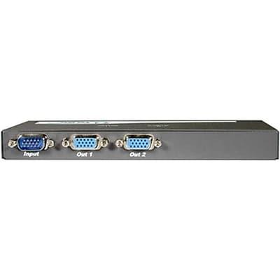 C2G 2-Port UXGA Monitor Splitter/Extender (Male Input)
