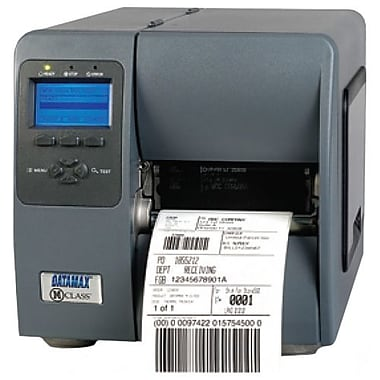 Datamax® M-Class® Mark II 203 dpi 6 in/sec Thermal Transfer/Direct Thermal Label Printer