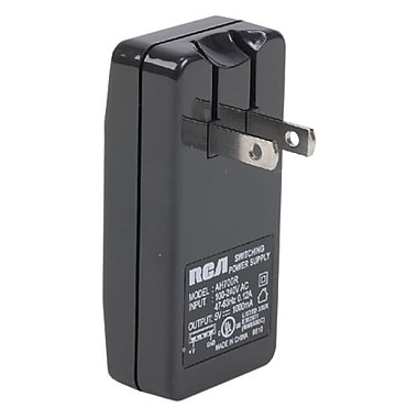 RCA® AH700R AC to USB Charger, 5 VDC - 1 A