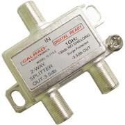 Calrad® 75-713-2 2-Way 1GHz 130db RF-Digital Splitter