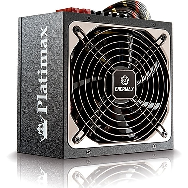 Enermax 600 W ATX12V and EPS12V Internal Power Supply, Black (EPM600AWT)