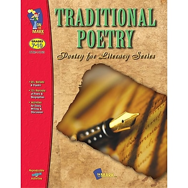 Traditional Poetry, Grades 7-10