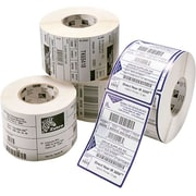 "Zebra® Z-Select 4000T 4"" x 6"" Removable Thermal Transfer Label Paper"