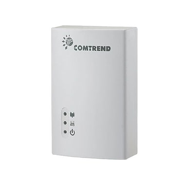 Comtrend PowerLine HomePlug AV Adapter, White
