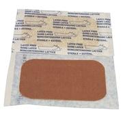Pansements adhésifs rectangulaires en tissu, 2 x 3 po