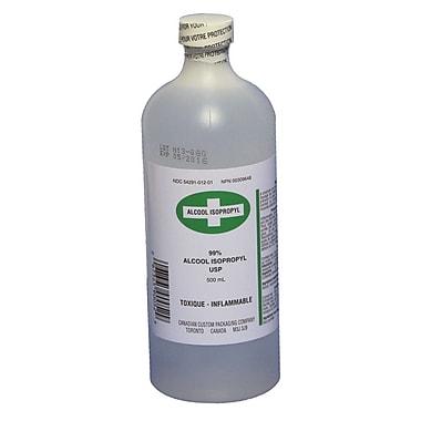 Alcool à friction (99 %), 500 ml, 2/pqt