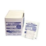Tampons de gaze stériles, 2 x 2 po