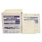 Tampons de gaze stériles, 4 x 4 po