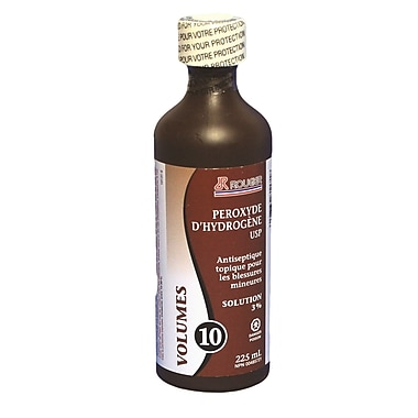 Hydrogen Peroxide, 3% Solution, 250 ml, 12/Pack