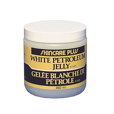 White Petroleum Jelly, 460 ml, 3/Pack