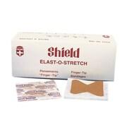 Pansements adhésifs en tissu pour le bout des doigts