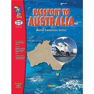 Passport to Australia, Grades 4-5