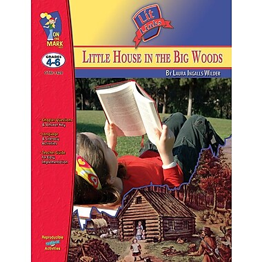 Little House Big Woods Lit Link, Grades 4-6