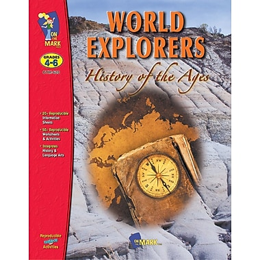 World Explorers, Grades 4-6