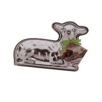 Nordic Ware Seasonal Spring Lamb 3D Cake Mold WYF078275531633