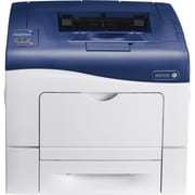 Xerox Phaser 6600/DN Color Laser Printer, White by