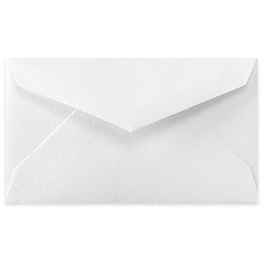 LUX #3 Mini Envelopes (2 1/8 x 3 5/8) 500/Box, 70lb. Bright White (LEVC904-500)