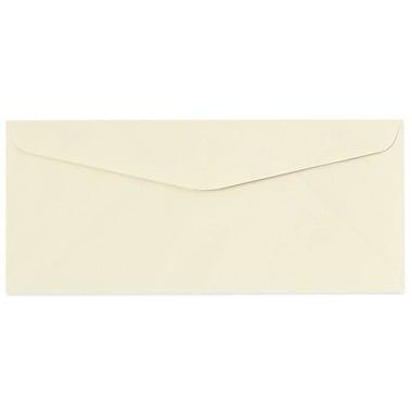 LUX Moistenable Glue #10 Regular Envelopes (4 1/8 x 9 1/2), Ivory, 250/Box (65797-250)