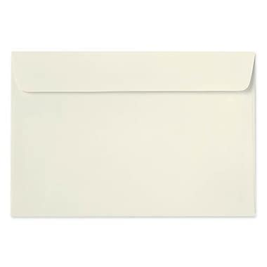 LUX 10 x 13 Booklet Envelopes 250/Box, Natural (6095-01-250)