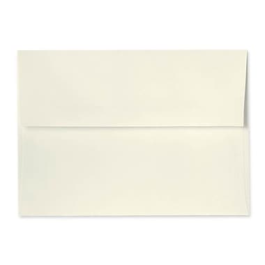 LUX A6 Invitation Envelopes (4 3/4 x 6 1/2) 250/Box, Natural (5875-01-250)