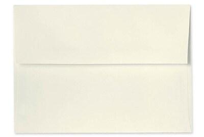 LUX A6 Invitation Envelopes (4 3/4 x 6 1/2) 500/Box, Natural (5875-01-500)
