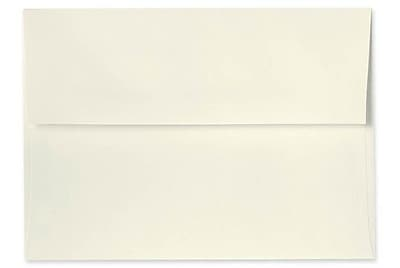 LUX A6 Invitation Envelopes (4 3/4 x 6 1/2) 250/Box, Natural - 100% Recycled (4875-NPC-250)